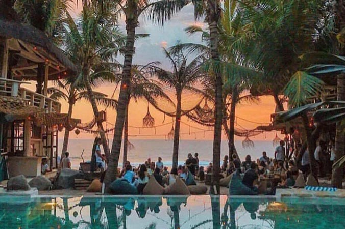 Beach Clubs In Bali